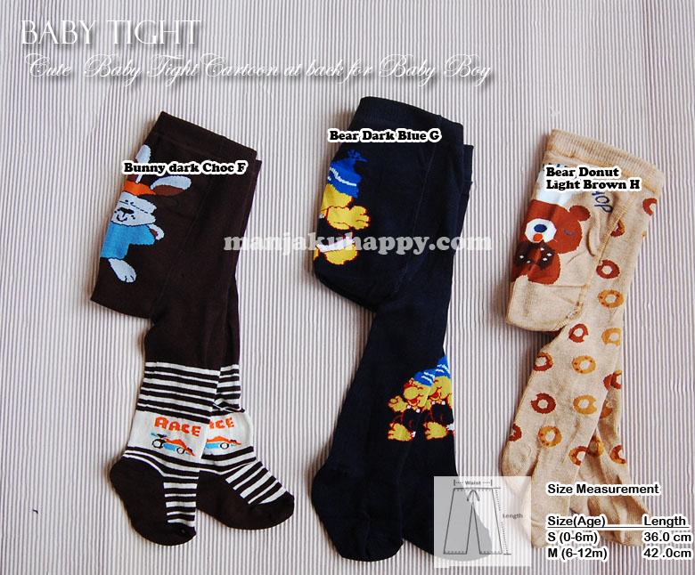 ... MUST HAVE Item! Baby Tight design baru dengan imej kartun yg cute