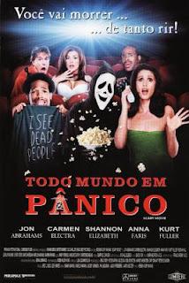 Resumo: Download grátis do filme Todo Mundo em Pânico 1 - RMVB Dublado -AVI - HDTV - BAIXAR - LANÇAMENTO