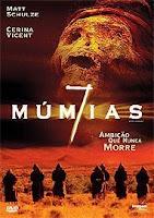 Filme Poster 7 Múmias DVDRip XviD Dublado