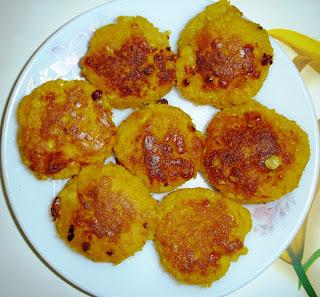 Papaya Tikki