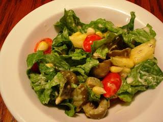 हिरवे सॅलेड