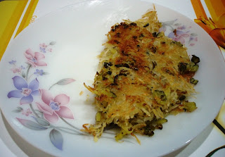 Crisp Indianised Hash Brown