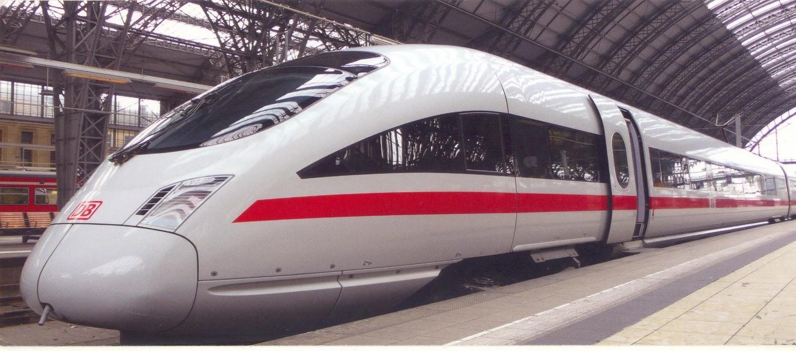 germany train: