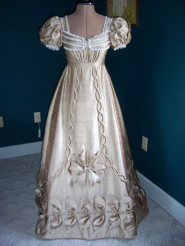 Chantal S Studio 1820 Ball Gown Reproduction