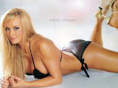Nikki Visser 1024X768 2822 Sexy Wallpaper