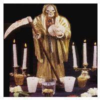 imagenes de la Santa Muerte