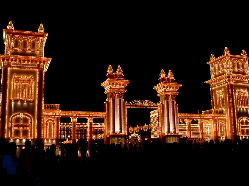 Amira la feria de malaga for Feria outlet malaga 2017