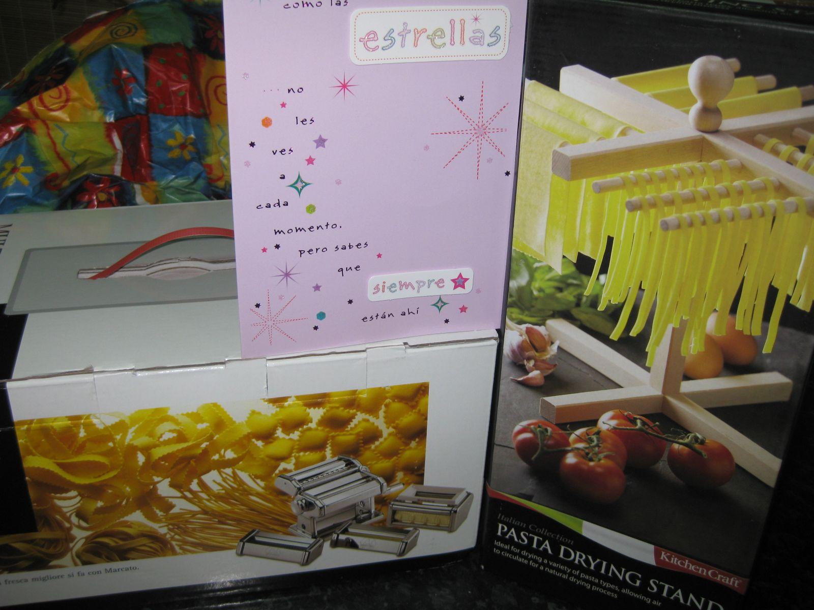 El chef coli la fabrica de pasta o el pasta nova - Bricomania sevilla ...