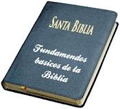 Fundamentos básicos de la Biblia