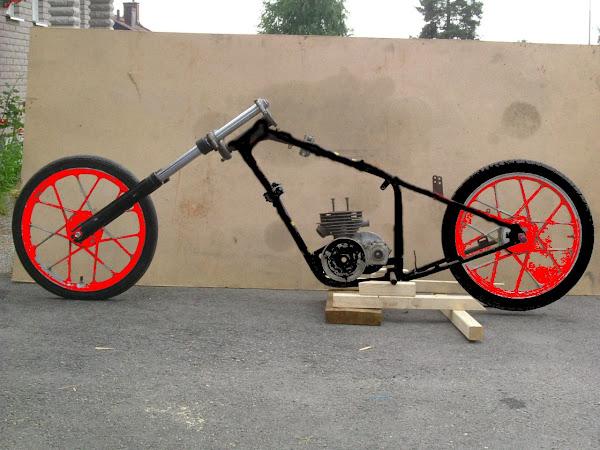 Svartkvarna Chopper
