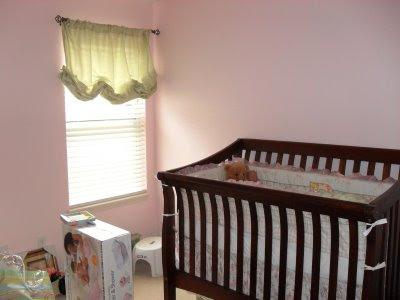 bedava bebek odası perdeleri