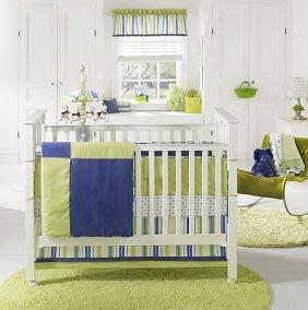bebek odası dekorasyonu dizayn