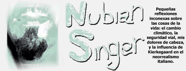 Nubian Singer