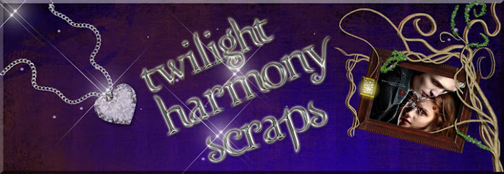 Twilight Harmony Scraps