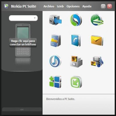 Nokia PC Suite 7 + Nokia Software Updater + Manual