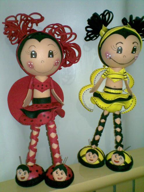 minhas bonecas 3D