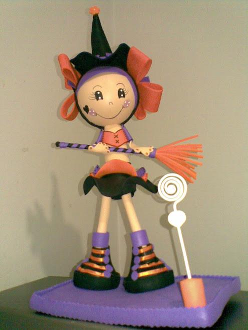 boneca 3 D