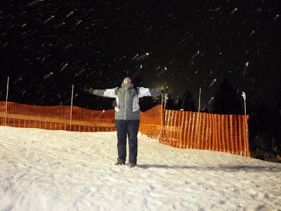 snow for paula