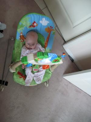 baby j supervises