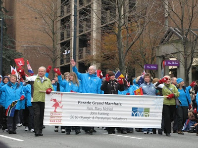 parade grand marshals