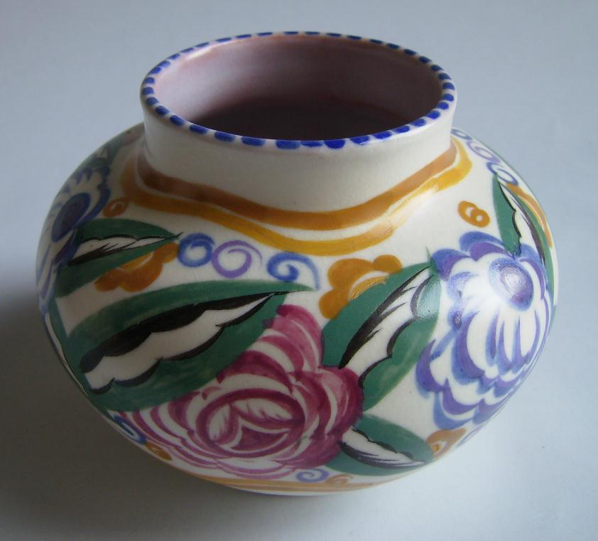 Robs Poole Pottery Blog Vases Sold On Ebay