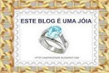 """Premio """"este Blog es una joya""""!*"""