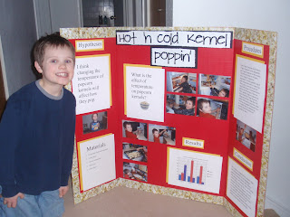 popcorn science project