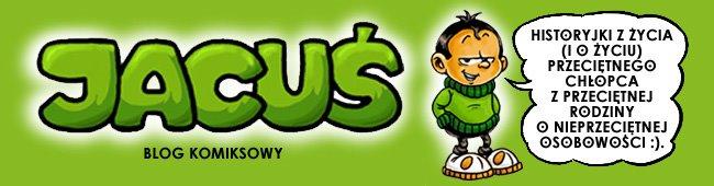 Jacuś - blog komiksowy