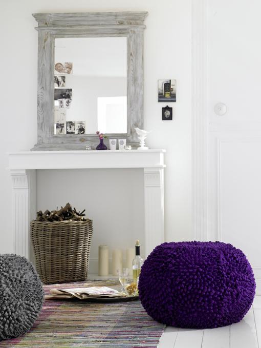 Los secretos de verónica: chimeneas decorativas