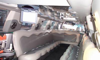 Infinity FX Limousine