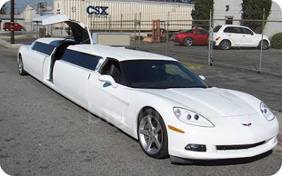 Chevrolet Corvette 220 Limousine