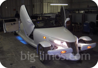 Plymouth Prowler Limousine