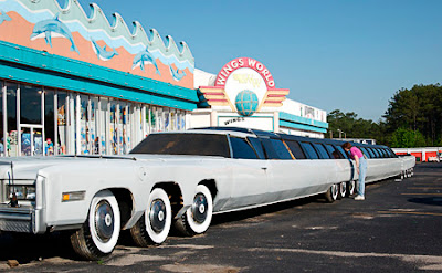 The Longest Limousine in the world