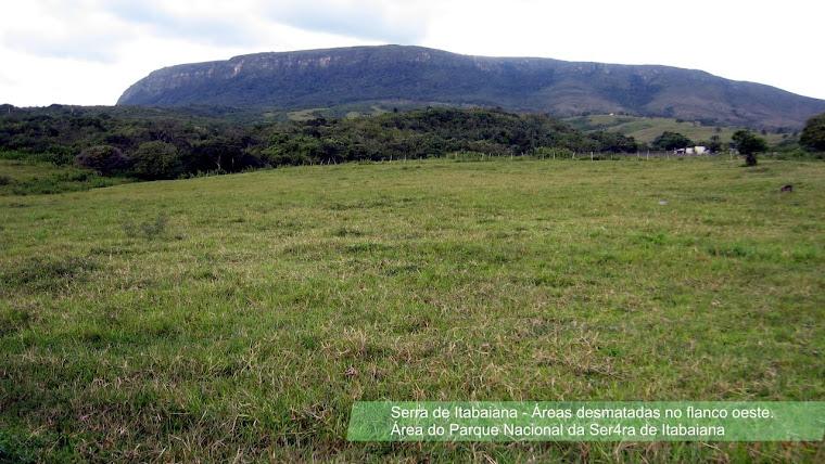 Parque Nacional da Serra de Itabaiana - Foto 01