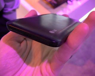 LG Optimus Black back panel