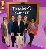 Our Teachers' Corner