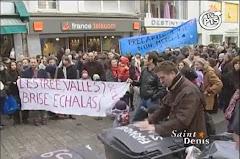 LUCHAS CONTRA LA CRISIS EN TODA EUROPA