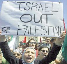 Solidaridad con el pueblo paslestino