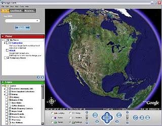 Interessante: Google Earth esconde Israel. Pergunte o porquê aos americanos