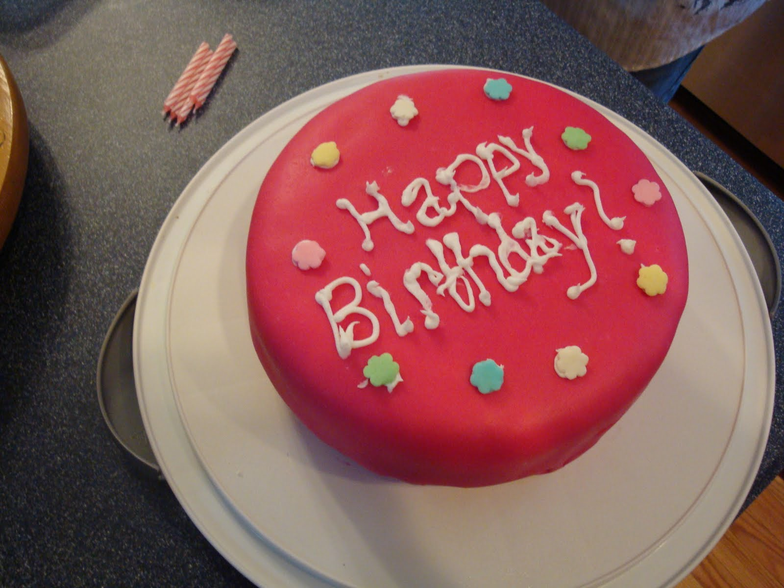 Fondant Cake Decorating Classes Michaels : 1,440 Minutes: Fondant and Toilet Seats (Yes, You re ...