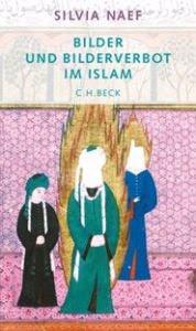 book cover, silvia naef, bilder und bilderverbot