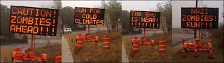 traffic signs hack in austin texas