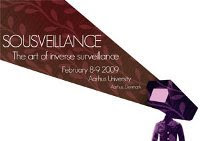 sousveillance conference logo aarhus denmark feb 08-09