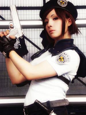 Jill Valentine Costume. Jill Valentine - Resident Evil