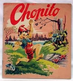 Pinocho es chopitero!