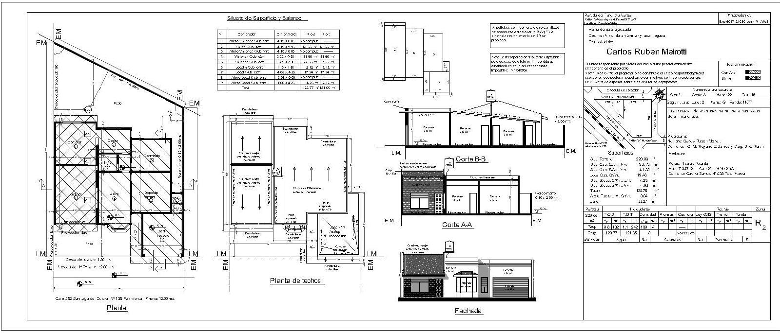 Arquitectura y dise o enero 2011 for Arquitectura planos y disenos