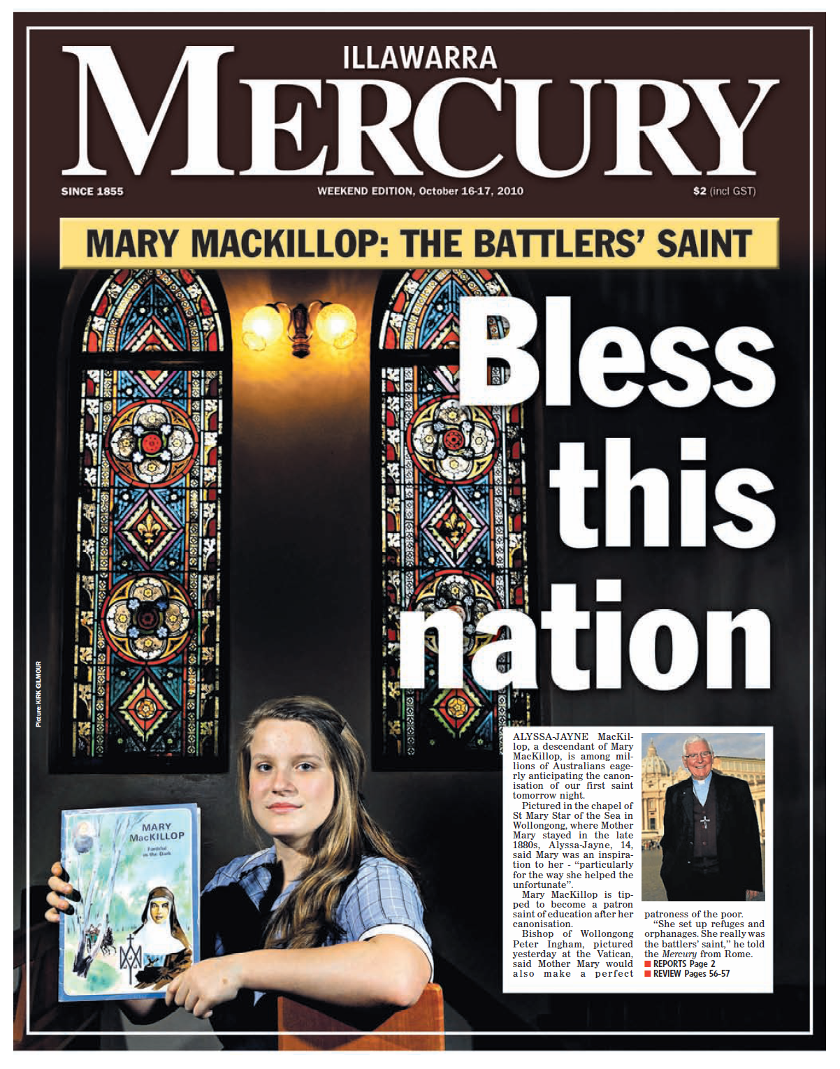 a biography of mary helen mackillop born in 1842 to two scottish immigrants Mary helen mackillop was born of the 15th january 1842 in fitzroy, melbourne there is a plaque on the footpath outside her birthplace in brunswick street fitzroy to give recognition to this highly honoured and remarkable australian.