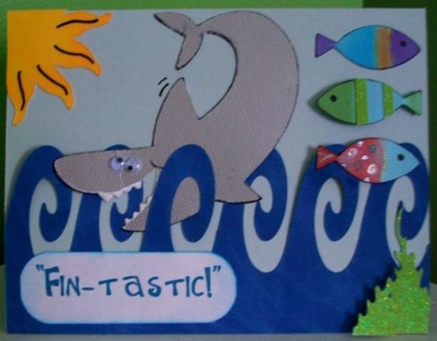 """""""Fin""""tastic"""