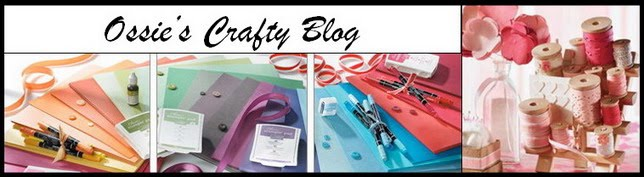 Ossie's Crafty Blog