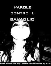 MANIFESTO | PAROLE CONTRO IL BAVAGLIO